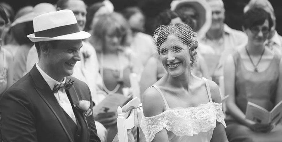 Destination wedding France - vintage theme9