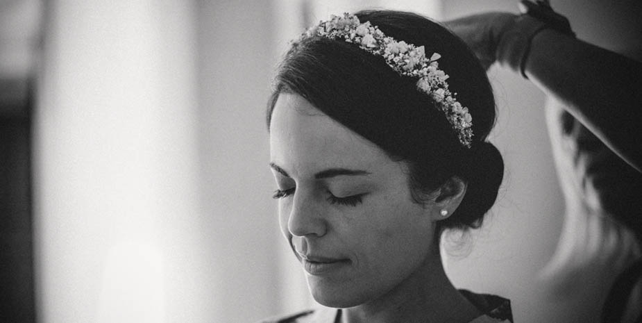 Wedding hairstyle - Annette Carr 06