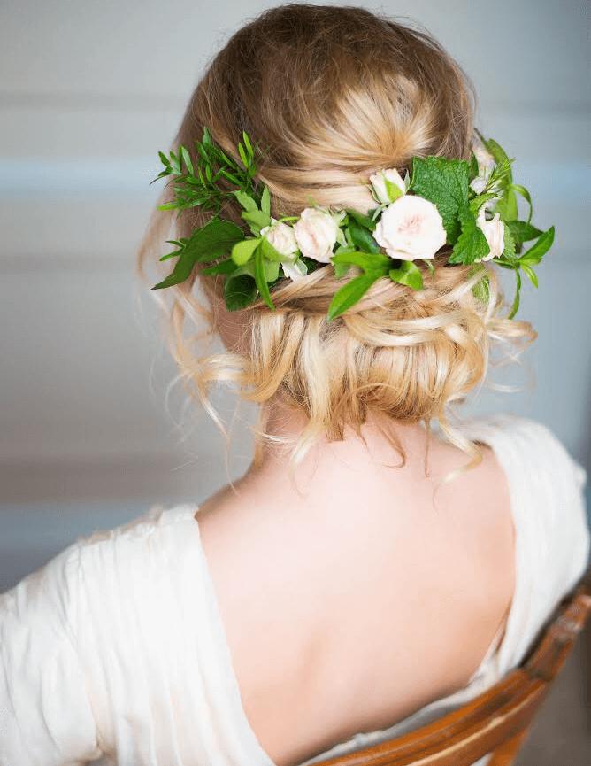 Bridal photoshoot at Hotel de la Cité