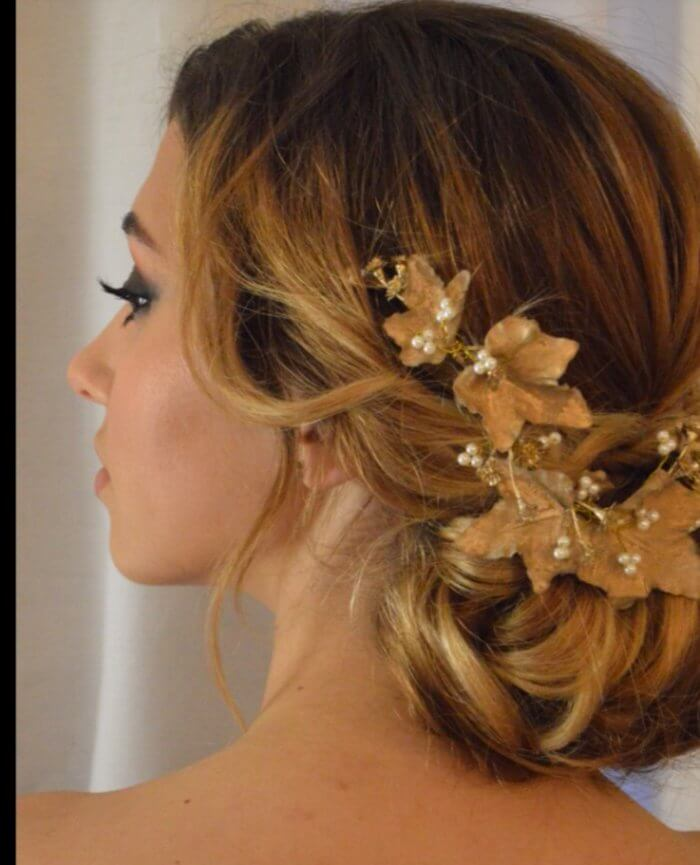 Wedding-chateau-bridal-hairvine